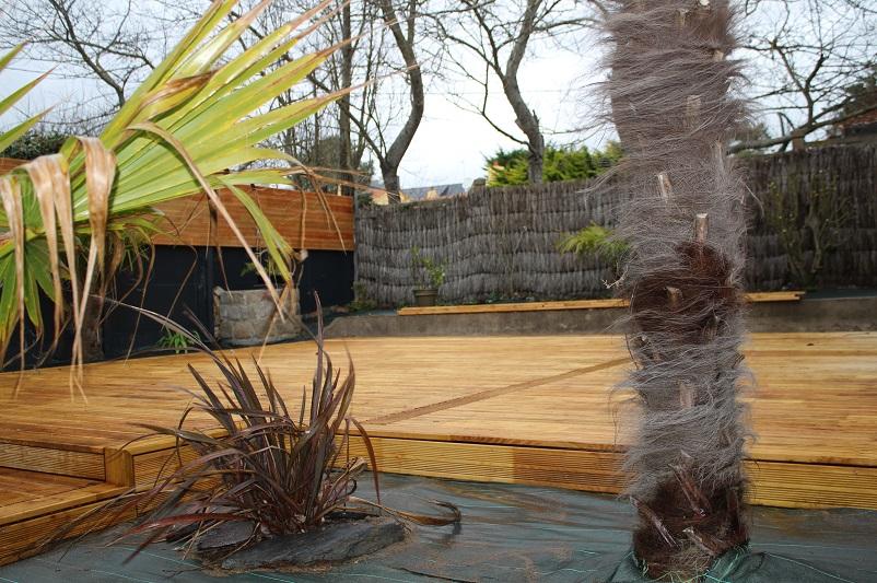 terrasse bois ooreka. Black Bedroom Furniture Sets. Home Design Ideas